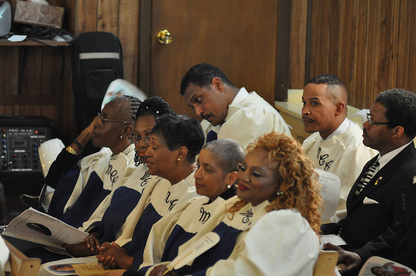 Reverend Robert W. Dixon's 31st Anniversary