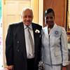 Reverend and Mrs. Dixon