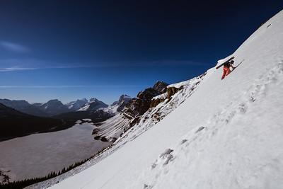 S. Michael Hall, Mt Jimmy Junior, Banff National Park