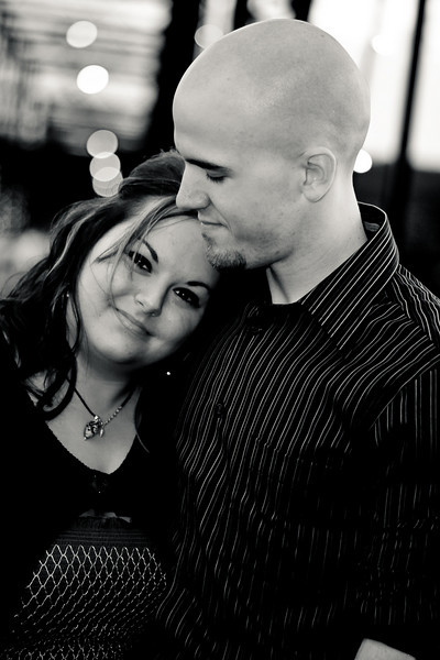 The engagement shots done by Ryan were amazing. The whole day seemed like it was going to be a bust when it decided to be very overcasty and windy.However, Ryan is such a great photographer, and such a professional that the images turned out better than I ever could've imagined! They were gorgeous. He is such an easy going, creative guy. And his lack of an ego is so refreshing for a photographer. He knows he's good, and his photos prove it. You can tell he does photography for his love of the camera. I hope to hire him again for any sort of photography needs! Thanks again Ryan, for making Brandon and I's engagement shots so incredibly breathtaking!