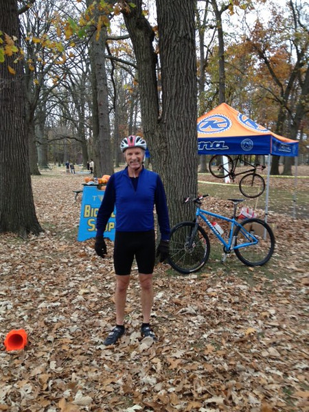 Hallow Cross Race - Sarnia October 27th, 2012<br /> Ken Vandermeer