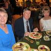 Bev Mannes, Leonard and Susan Staiger