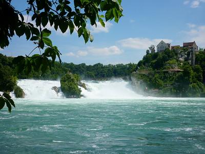 Rheinfall  (chute) - Switzerland