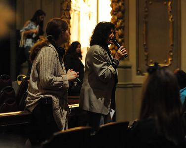 Rialto Idol Jr Rehearsal 2011