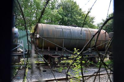 Tar Tank no number ex Yorkshire  26/07/14.