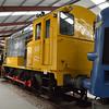 0-6-0DE Class 600 No601  26/07/14.