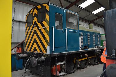0-6-0DM Class 03 03189  26/07/14.