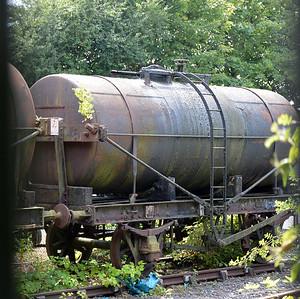 Ex Ness Tar Tank 4xxx  26/07/14.
