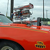 "1969 GTO ""The Judge"" <br /> Mike Blackwell, Richmond<br /> Vintage vehicles dazzle onlookers"