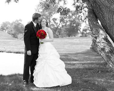Richard/Foley Wedding - August 2010