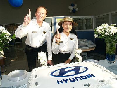 Rita & Rick Case, Owners of Rick Case Hyundai.