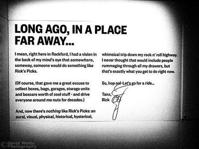 Rick's Greetings