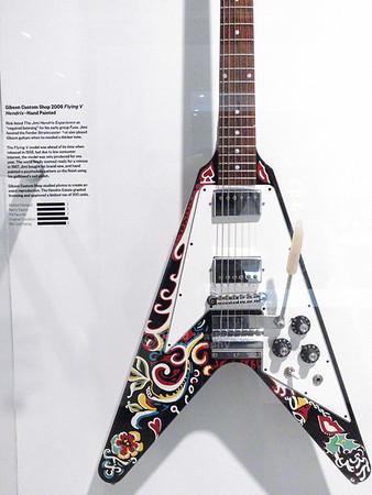 Gibson Custom Shop 2006 Flying V Hendrix