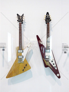 Hamer Nielson Signature and Gibson Futura