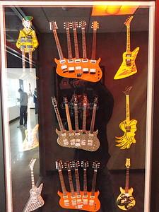 Miniature Guitar Pins