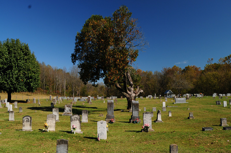 Most of these graves are soldiers who fought in the civil war and the conferacey.