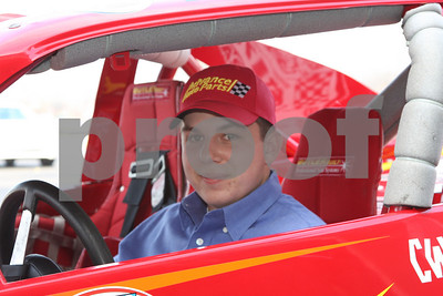 Riggs Racing/Andy Seuss Advance Auto Parts Announcement
