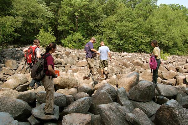 Ringing Rocks