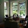 Lots of natural light and live plants keep the WOC office as beautiful as it is productive.