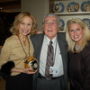Mitzi Perdue With Dr. Robert Cancro And Rita Cosby