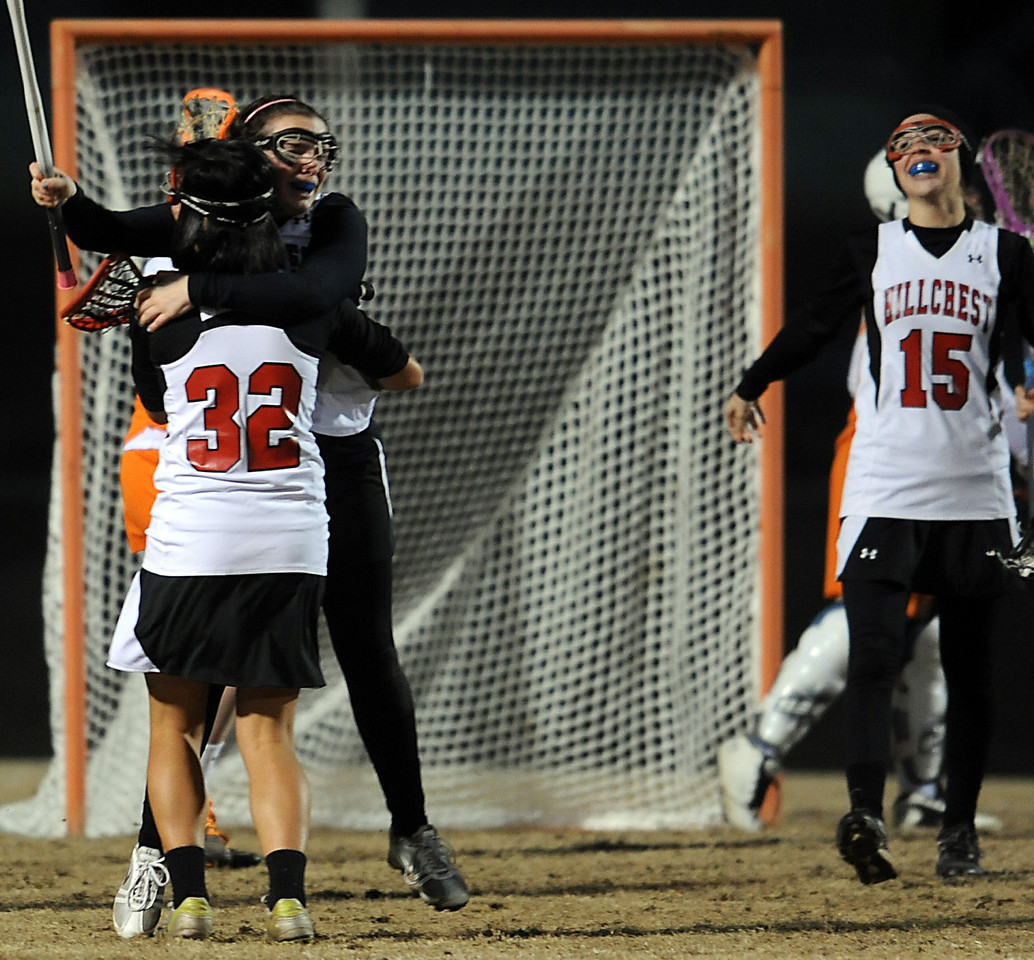 The Hillcrest Rams played host to the Mauldin Mavericks in Lacrosse matches.<br /> GWINN DAVIS PHOTOS<br /> gwinndavisphotos.com (website)<br /> (864) 915-0411 (cell)<br /> gwinndavis@gmail.com  (e-mail) <br /> Gwinn Davis (FaceBook)