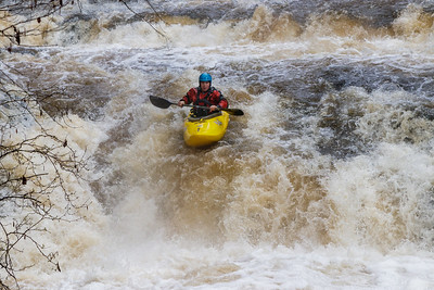 River Kayakers - 2 April 2018