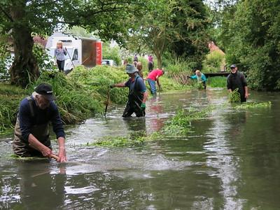 River clearance Jun 16