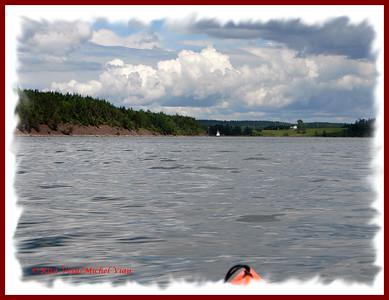 River Bourgeois, Cape Breton Island, Nova Scotia