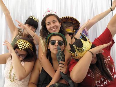 RiveraGarcia Graduation Party
