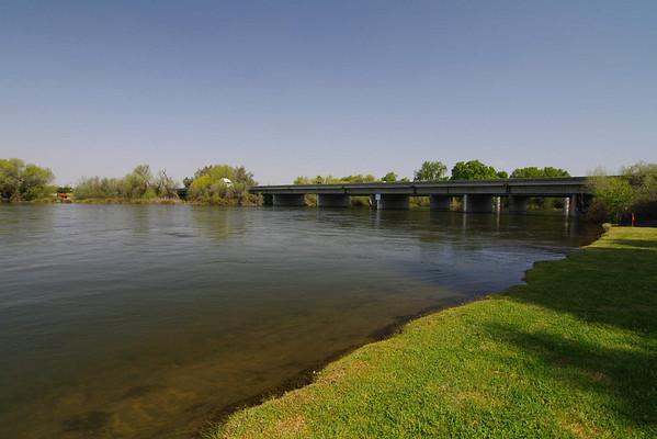 Riverland RV Resort on the Kings River, 4/14/2011