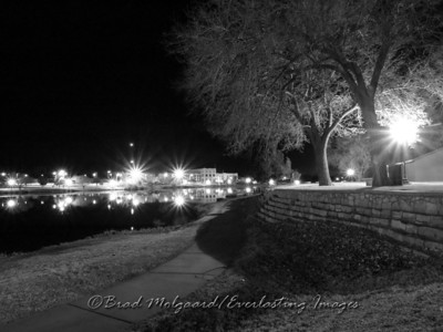 """Midnight Riverwalk"""