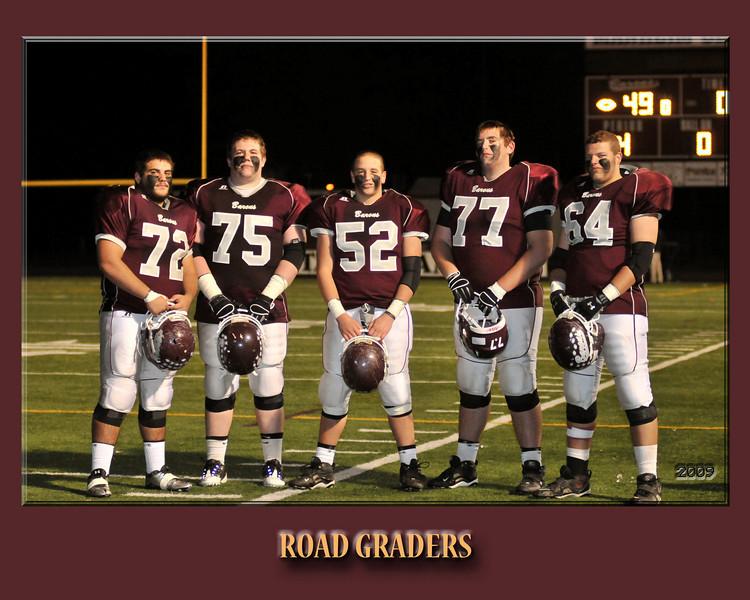 Road Graders 1309