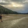 Running the Abel Tasman - Awaroa Inlet