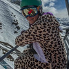 Penzy's closing day skiing onesie