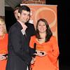 Oct. 24, 2014 - Roaring 10 recipients at Owen Pavillon.