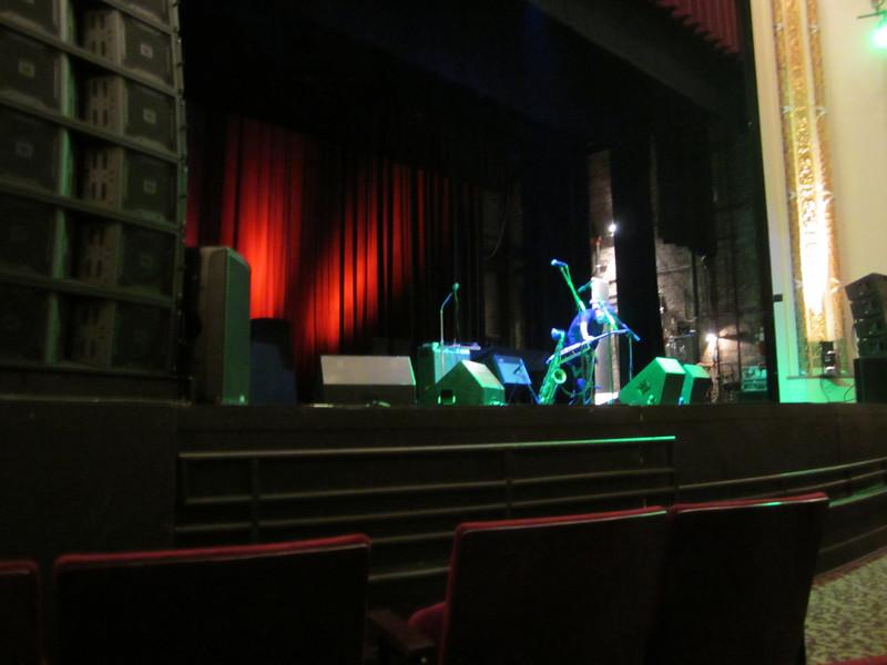 Robert Cray Band, 13 Aug 12, Bijou Theater, Knoxville, TN.