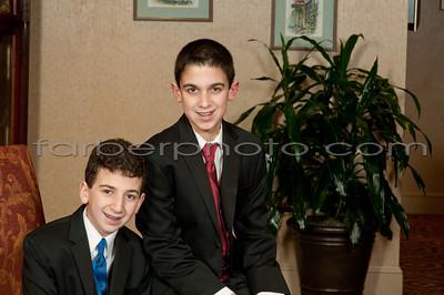 Robert & Eric's B'nai Mitzvah