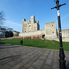 Rochester Castle - opposite Rochester Cathedral