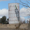 The old Coca Cola water tower.
