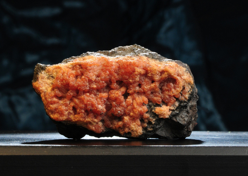 R-1 Rhodocrosite   Origin: Hotazel, S. Africe