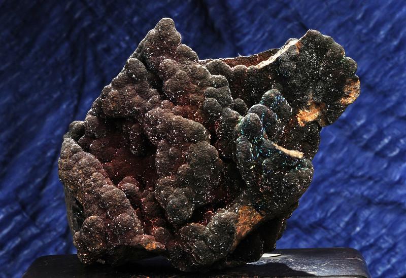 S-18 Iridescent Siderite    Origin: Bisbee, AZ