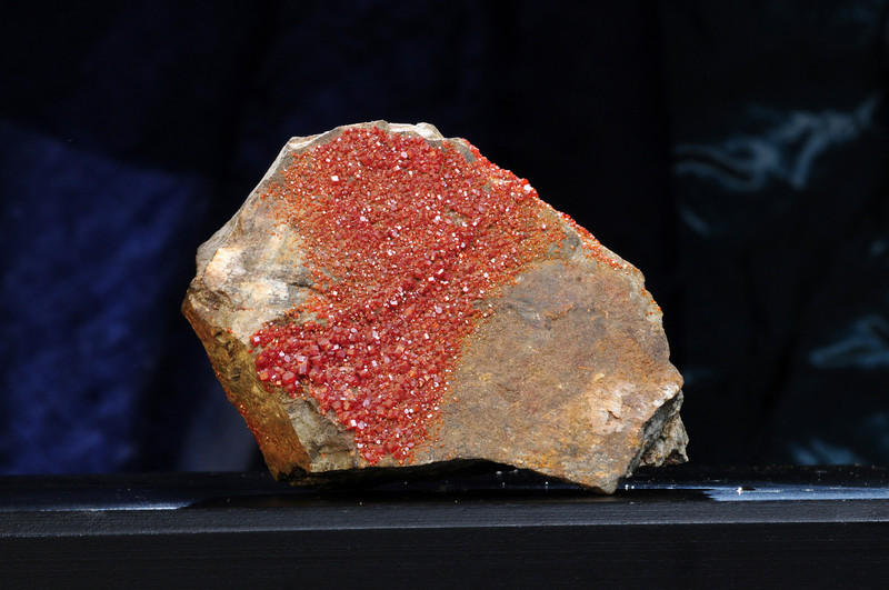 V-2 Vanadinite    Origin: Chihuahua, Mex.