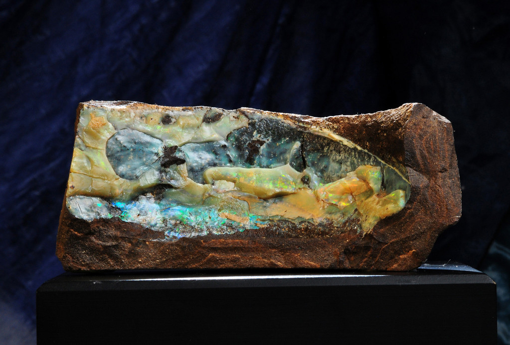 O-7  Boulder Opal   Origin: Queensland, Aus