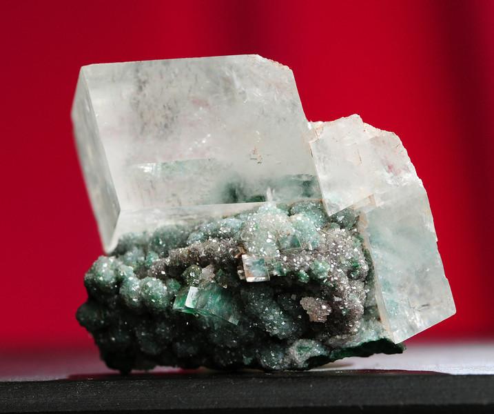 C-1 Calcite  Origin: Tsumeb, SW Africa
