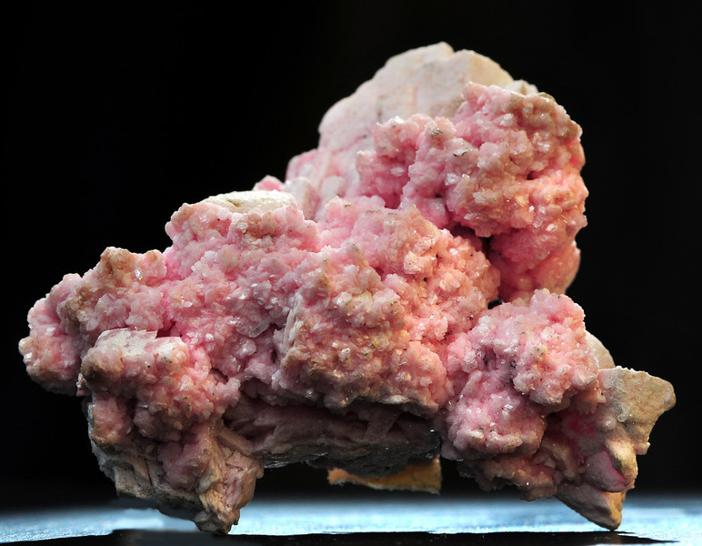 R-7 Rhodocrosite   Origin: Silverton, San Juan Cty, CO