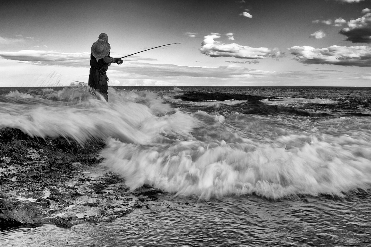 Mona Vale Beach, Sydney.