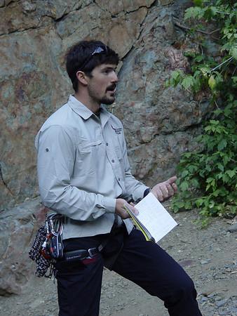 Rock Instructors Training 08F