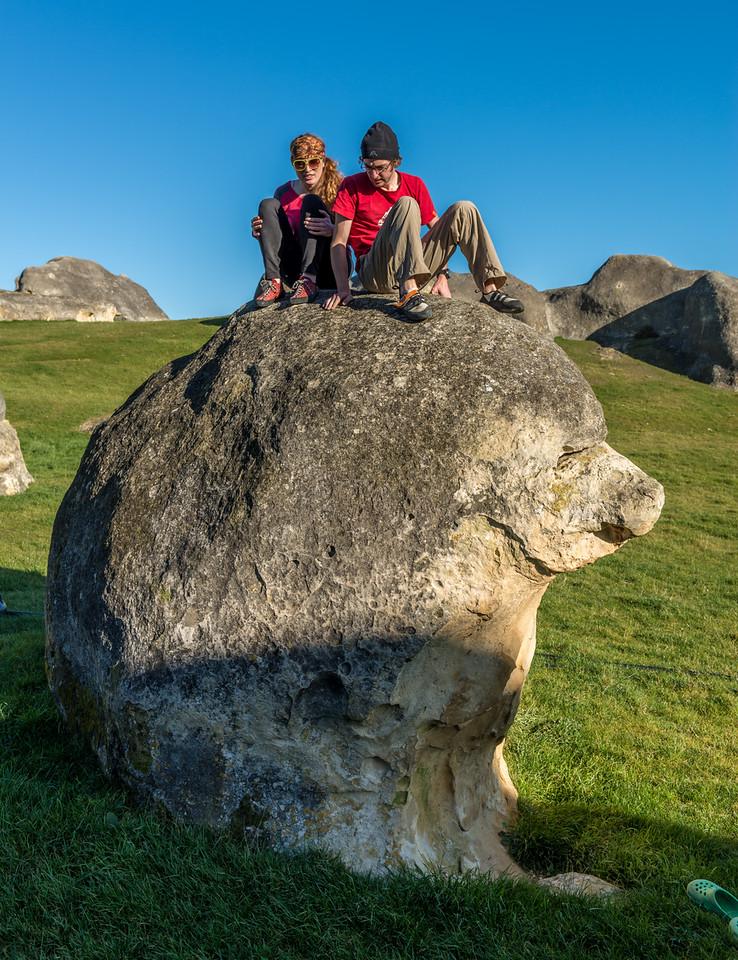 The Bear, Elephant Rocks