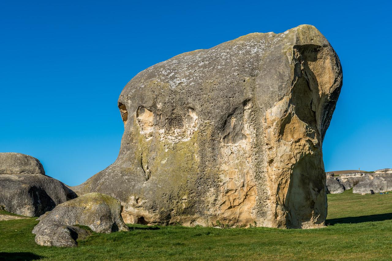 The Elephant, Elephant Rocks