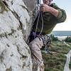33. Steve Carr on new route (Jospé, Carr, 19)